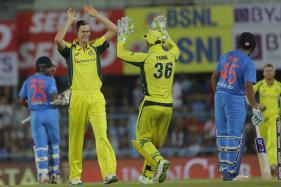 Behrendorff Elated After Dismissing Rohit, Dhawan, Kohli & Manish