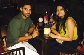 Bhuvneshwar Kumar Reveals 'Better Half' in Dinner Date Post