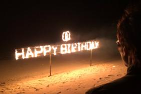 These Photos of Big B's Maldives Birthday Celebrations Are Going Viral