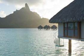 Tahiti's Overwater Bungalows Turn 50