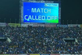 India vs Australia, 3rd T20I at Hyderabad Highlights: Match Called Off Due to Wet Outfield