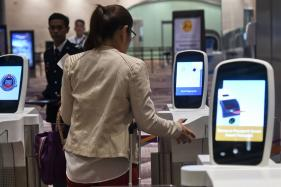 Singapore Opens New, High-tech Airport Terminal
