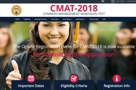 CMAT 2018 Online Application Process Begins at aicte-cmat.in