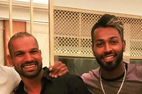 Dhawan and Pandya Impressed by Warm Welcome in Guwahati