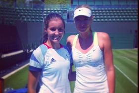 British Tennis Player Laura Robson Caught Up in Vegas Attack