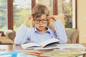 Being Farsighted Could be Affecting Children's Early Learning