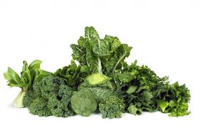 Eating Greens Can Improve Heart Health For Teenagers