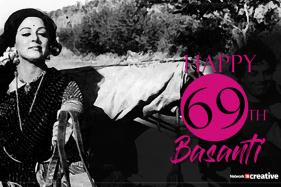 Happy Birthday Hema Malini: A Playlist To Celebrate Bollywood's Dream Girl