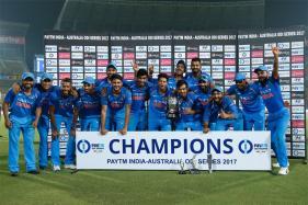 Kohli Sits Atop List of Top ODI Batsmen as India Reclaim No.1 Slot