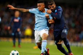 Champions League: Jesus Earns Manchester City Narrow Win over Napoli
