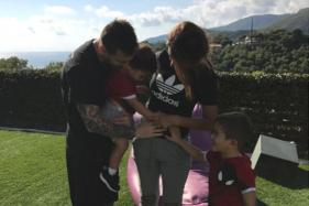 Lionel Messi to Become Father for Third Time Reveals Antonela