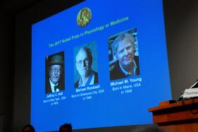 3 American Scientists Win Nobel in Medicine For Decoding Body Clock
