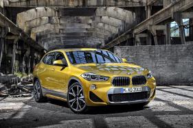BMW X2 Crossover Unveiled