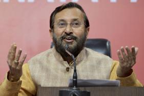 Javadekar Hits Out at Congress For Not Tackling Black Money During its Rule