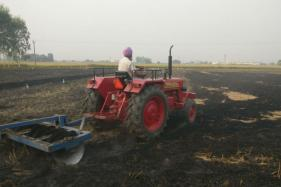 In Name of Stubble Burning, Punjab Govt Harassing Farmers: AAP