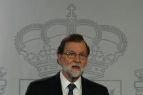 Spanish PM Won't Rule Out Suspending Catalonia's Autonomy