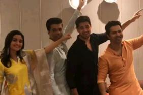 SOTY Completes 5 Years; KJo and His Favourite Students Get Together To Celebrate