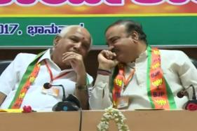 Discussed Money with Ananth Kumar, Dare Cong To Release Full Clip: BSY