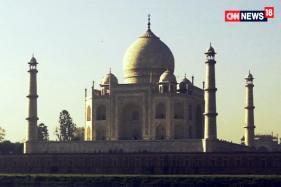Watch: Taj Mahal Caught in a Communal Storm