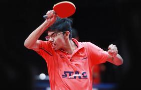 Manav Thakkar First Indian to Top ITTF Junior Circuit Rankings