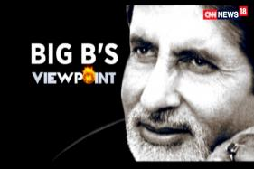 Watch: Big B's Viewpoint With Bhupendra Chaubey