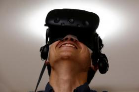 Now, Interact in Virtual Reality Using Your Smile