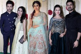 Television Stars In Full Attendance At Ekta Kapoor's Diwali Party