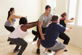 Working Out in a Group Could Bring More Health Benefits Than Working Out Alone