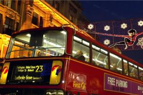 London Buses Could Soon Be Getting Fueled by Coffee
