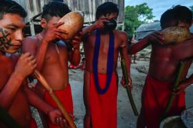 Check Out This Amazon Rainforest Tribe That Loves to Party with Beer