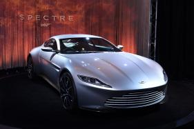 Aston Martin Vantage to be Unveiled on November 21