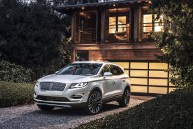 Lincoln MKC Compact Luxury SUV Unveiled
