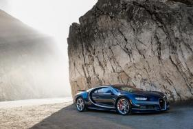 World's 1st Used Bugatti Chiron Up For Sale, Priced at Rs 30.84 Crore