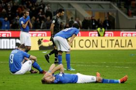 Shock and Grief in Italy as World Cup Dream Implodes