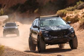 Vaccar Tucson Sport Concept and Extreme Off-Roader Santa Fe Sport Concept Showcased at SEMA