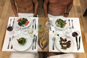 No Peeking: Paris Opens Up Its First Ever Nudist Restaurant