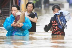 Typhoon Damrey Batters Vietnam: Captured Devastating Flooding