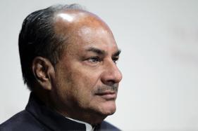 Former Defence Minister AK Antony Suffers Minor Brain Haemorrhage, Hospitalised
