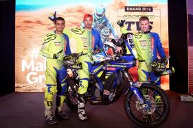 Sherco TVS Factory Rally Team Announces Squad For Dakar 2018
