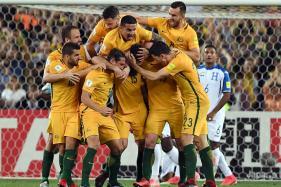 Hat-trick Hero Jedinak Powers Australia Into 2018 FIFA World Cup