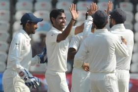 'We Tried too Hard to Get Sri Lanka Out,' says Bhuvneshwar Kumar