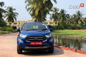 Top 5 Compact SUVs to Buy in Rs 10 Lakhs: Ford EcoSport, Maruti Brezza and More