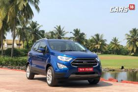 All-New 2018 Ford EcoSport Bookings Start on Amazon, Launch on 9th November