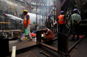 Industrial Output Slows to 3.8 Percent in September