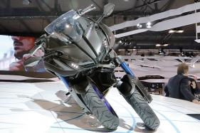 Powerful Motorcycles on Display at EICMA Show in Milan