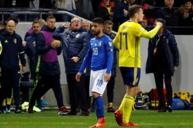 FIFA WC Qualifiers: Sweden Edge Italy 1-0 in Play-off First Leg