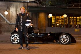 Formula One Legend Mika Hakkinen Coming to India this Week to Vouch Against Drunk Driving