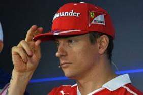 Ferrari's Kimi Raikkonen Believes He Can Compete for F1 Title Next Year