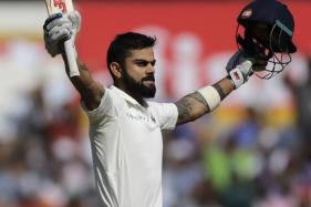 Virat Kohli Breaks Gavaskar's Record of Most Test Tons as Indian Captain