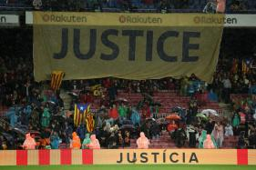 Camp Nou Could be Closed if Barca Fans Insult Spain, Says La Liga Chief Tebas